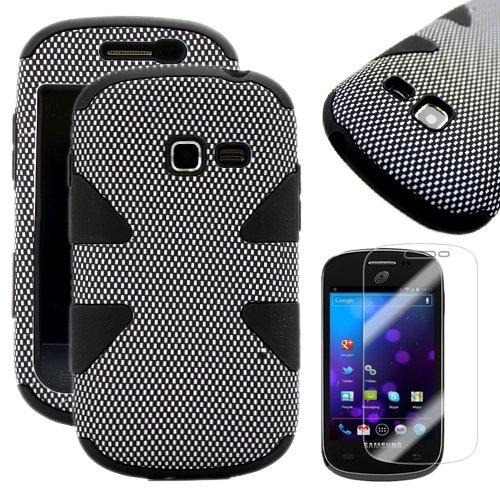 Samsung Galaxy Tracfone Discover S730g / Centura S738c (Carbon Fiber