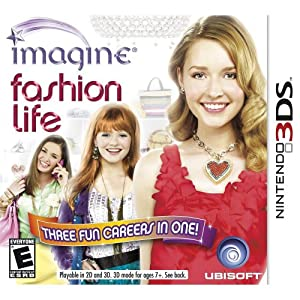 Imagine Fashion Designer 3ds Share