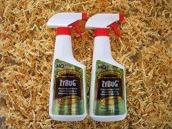 Mq7 - Zybug Bed Bug Spray Kills on Contact / 2-pack