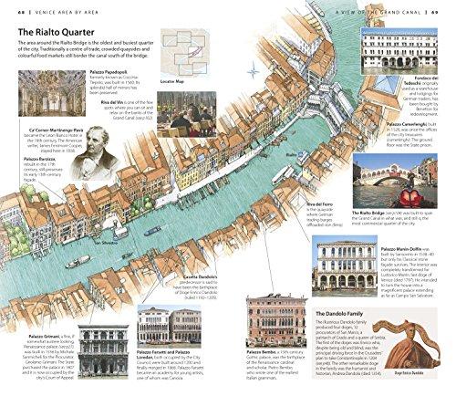 DK Eyewitness Venice & the Veneto (Dk Eyewitness Travel Guides Venice and the Veneto)