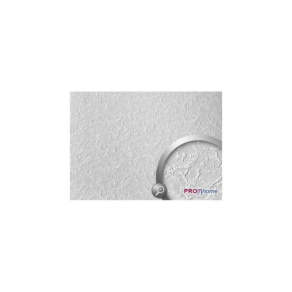 Vinyl wallpaper wall covering EDEM 261 50 deco textured blown mettalic white silver glitters  7.95 sqm (85 sq ft)