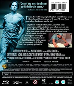 Coma (BD) [Blu-ray] by Warner Home Video