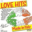 Italiano Songs for Amore - Great Cover-Versions (Compilation CD, 16 Tracks)