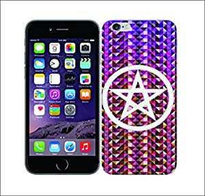 Galaxy Printed 1566 African Pattern Heat Hard Cover for Apple iPhone 4