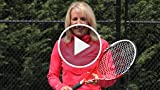 Tennis tips: How to hit the overhead shot with Tracy...