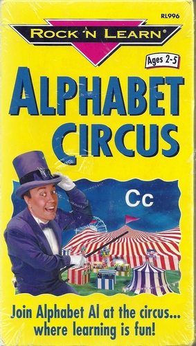 Closing To Do The Alphabet Vhs - Best Of Alphabet Ceiimage.Org