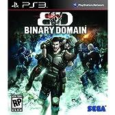 PS3 Binary Domain アジア版(英語+日本語字幕)