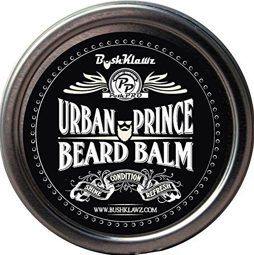 bushklawz beard balm conditioner grow beard fast. Black Bedroom Furniture Sets. Home Design Ideas