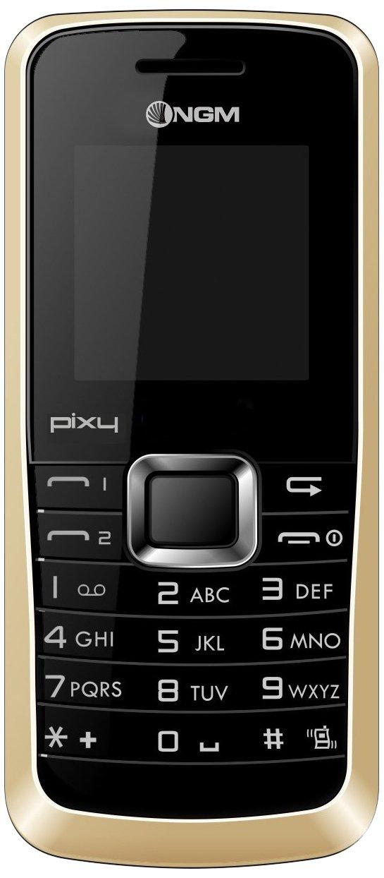 T�l�phone GSM NGM PIXY JAUNE IMPORT IT