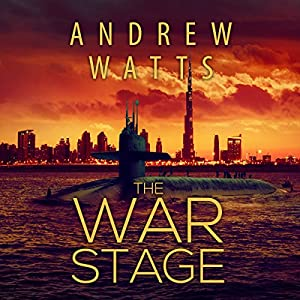 The War Stage Audiobook