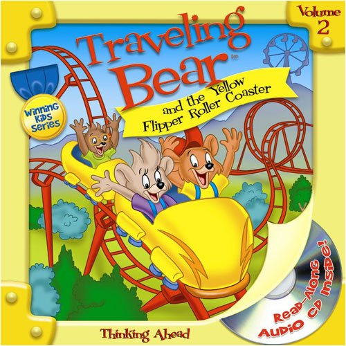 Winning Kids 890799002-05-3 DVD Volume 2 Traveling Bear and the Yellow Flipper Rollercoaster - 1