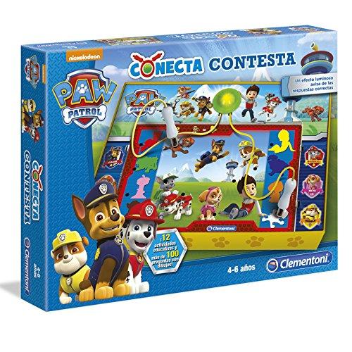 Paw-Patrol-Conecta-contesta-juego-educativo-Clementoni-550678