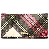 (ヴィヴィアンウエストウッド) Vivienne Westwood 財布 二つ折り長財布 1032 DERBY ダービー[並行輸入品]