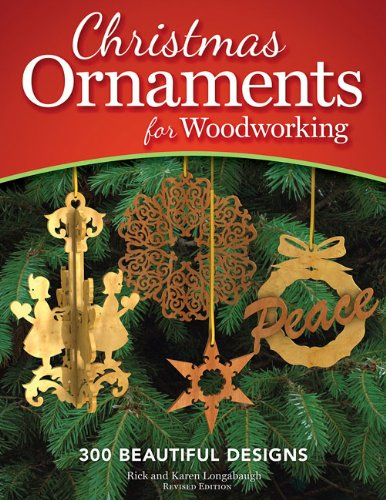 Christmas Ornaments for Woodworking: 300 Beautiful Designs