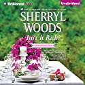 Isn't It Rich?: Perfect Destinies, Book 1 Audiobook by Sherryl Woods Narrated by Teri Schnaubelt