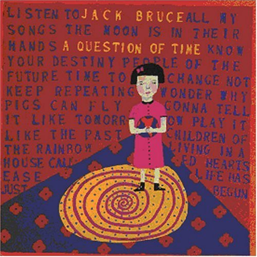 Jack Bruce - A Question Of Time - Zortam Music