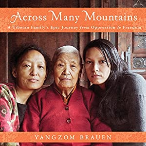 Across Many Mountains Audiobook
