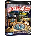 Discover 4 Game Pack - 4 Globetrotting Mystery Adventures by Viva Media