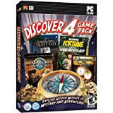 Book Cover For Discover 4 Game Pack - 4 Globetrotting Mystery Adventures