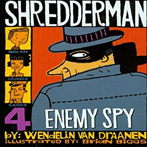 Shredderman Audiobook