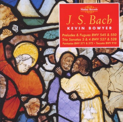 Bach: Complete Works for Organ - Vol.12
