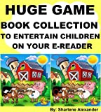img - for Huge Game Book Collection to Entertain Children on Your E-Reader book / textbook / text book
