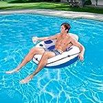 Bestway 43108 Schwimmringsessel Luxur...