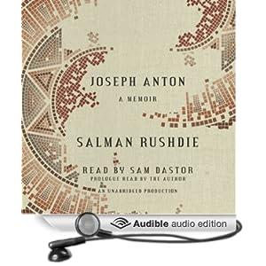 Joseph Anton - A Memoir - Salman Rushdie
