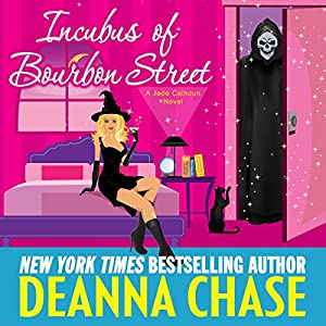 Incubus of Bourbon Street Audiobook
