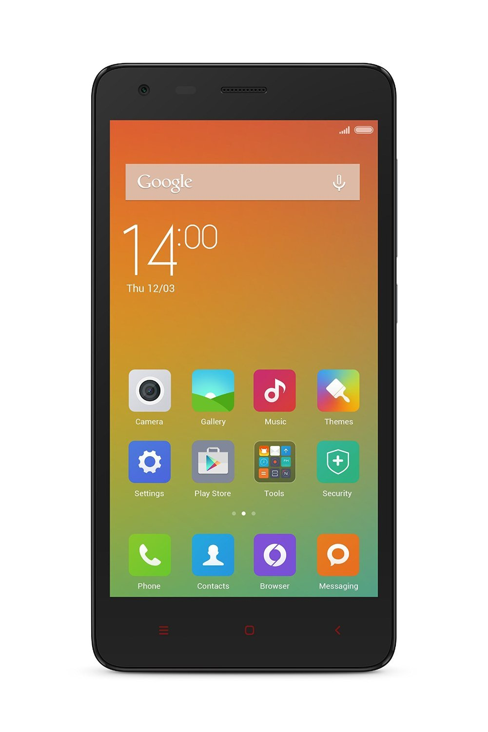 Mi Redmi 2 Prime (White, 16GB)