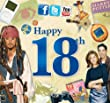 Happy 18th Birthday Card and 20 Chart Hits 1995-2008