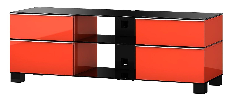 Sonorous MD 9240-B-HBLK-RED TV-Möbel für 60