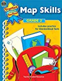 Map Skills Grade 2 (Practice Makes Perfect)