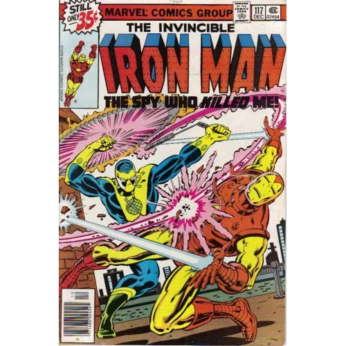 Iron Man #117 Comic Book