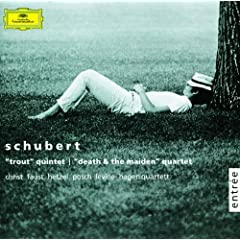 "Franz Schubert: String Quartet No.14 in D minor, D.810 -""Death and the Maiden"" - 2. Andante con moto"