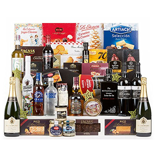 special-vintage-christmas-box-with-serrano-ham-vodka-rum-gin-vermouth-and-more