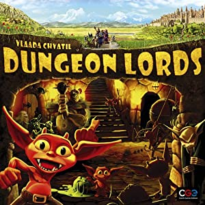 Buy Z Man Games - Z-man Games Dungeon Lords