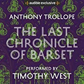 The Last Chronicle of Barset | Anthony Trollope
