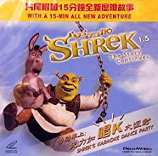 Shrek 15 The Story continues By Dreamworks in Cantonese amp English
