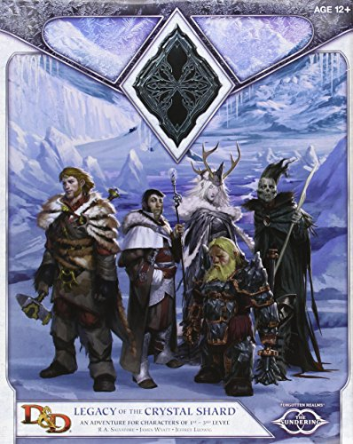 Legacy of the Crystal Shard (Dungeons & Dragons: the Sundering)