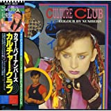 Colour By Numbers [Japanese Import]by Culture Club