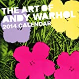 Art of Andy Warhol 2014 Wall Calendar