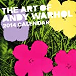 Art of Andy Warhol 2014 Wall Calendar...