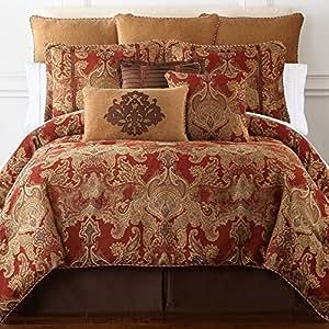 Amazon.com - Royal Velvet Del Rey 4-pc. Comforter Set -