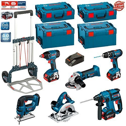 Bosch-Kit-PSL6M3A-GBH-18-V-EC-GKS-18-V-LI-GWS-18-V-LI-GDX-18-V-LI-GSB-18-2-LI-GST-18-V-LI-3-x-40Ah-Li-Ion-2-L-Boxx-238-2-x-L-Boxx-136-Bosch-Caddy