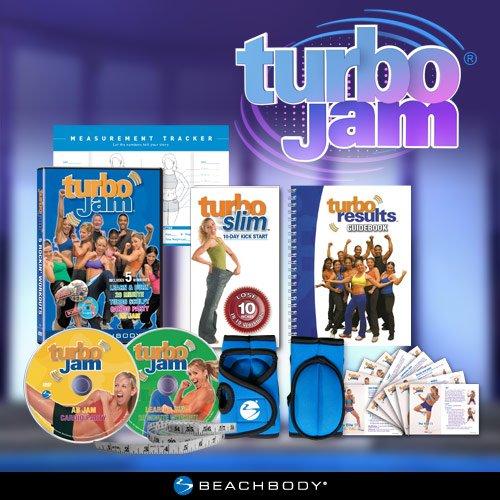 Turbo Jam Maximum Results Kit