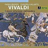 ヴィヴァルディ:協奏曲集「和声と創意への試み」(「四季」他)