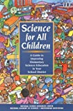 img - for Science for All Children: A Guide to Improving Elementary Science Education in Your School District by Mathematics, and Engineering Education Center for Science (1997-02-08) book / textbook / text book
