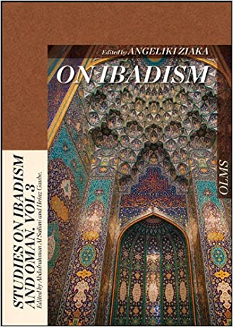 On Ibadism (Studies on Ibadism and Oman)