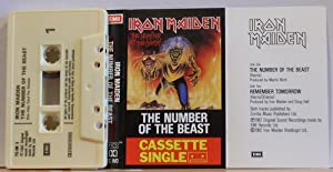 The Number Of The Beast [CASSETTE]